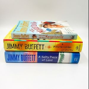 Jimmy Buffet Book Bundle